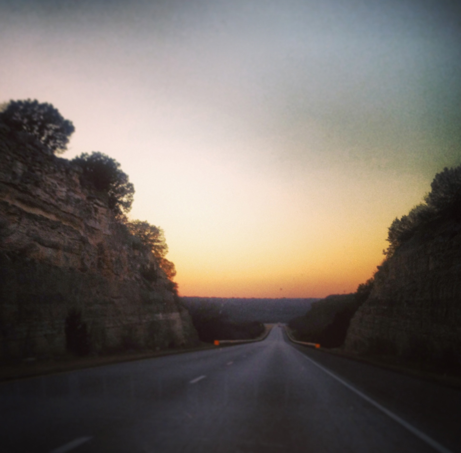 The picturesque views across Texas don't hurt.