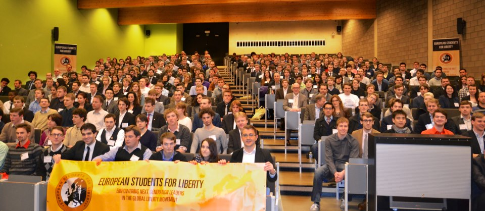 European Students For Liberty Promise New Generation of Freedom