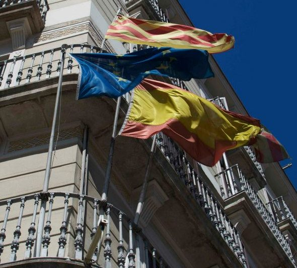 Despite Catalonia's push for independence, most residents wants to stay in the European Union.